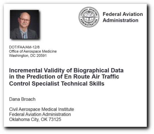 Air Traffic Controller free academic research papers