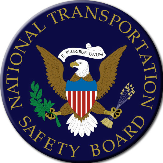 The national transportation safety boards statistics of accidents in the us