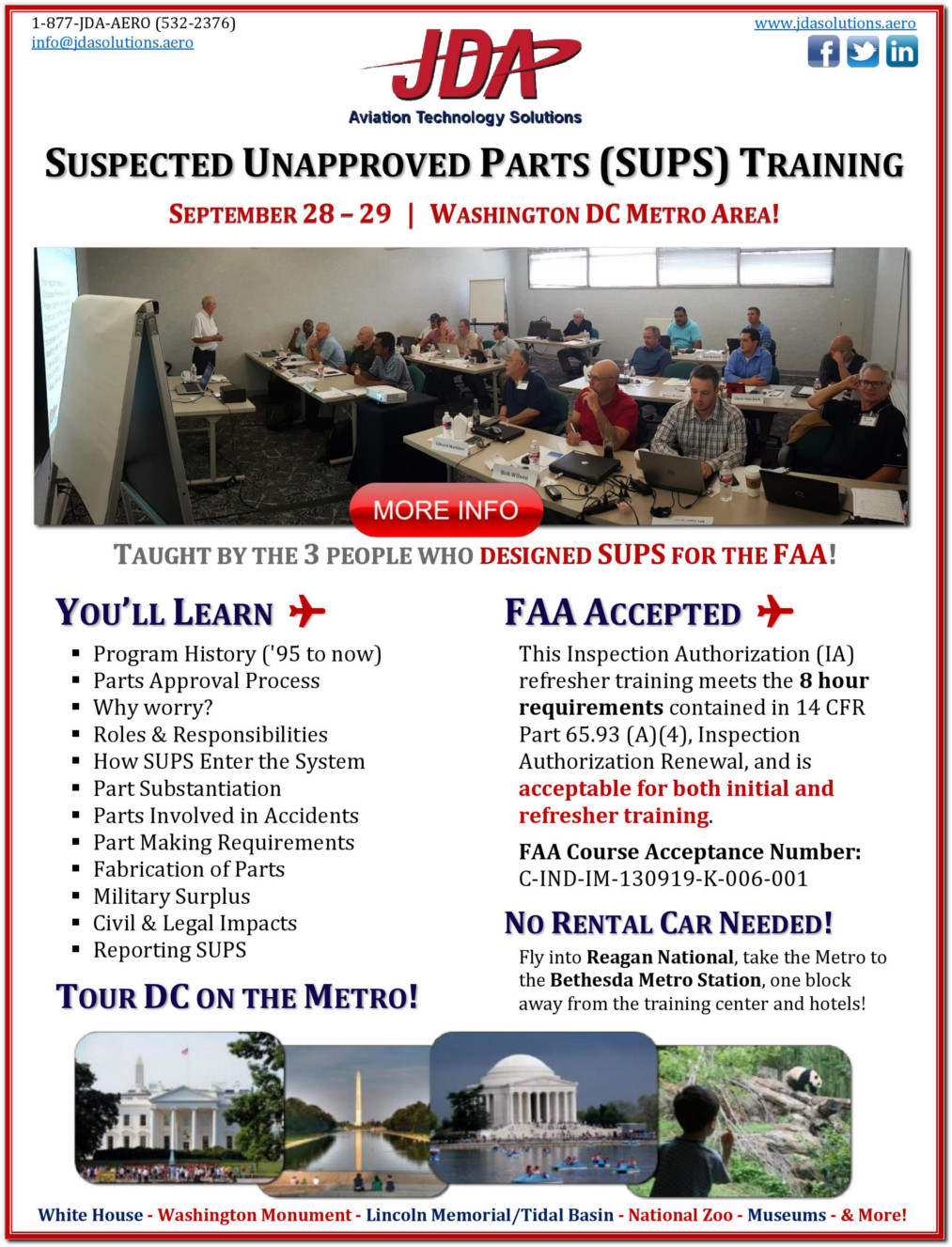 Suspected Unapproved Parts (SUPs) Training