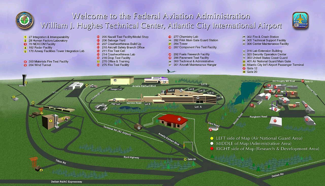Will Hughes Faa Tech Center Privatization Be Included In Lobiondo S Hearing Jda Journal