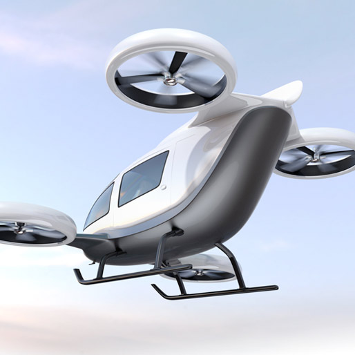 Unmanned Aircraft Systems (UAS) and Urban Air Mobility (UAM) aircraft